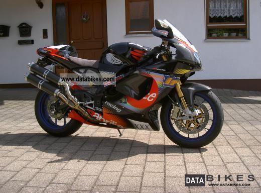 Aprilia  998 2007 Motorcycle photo