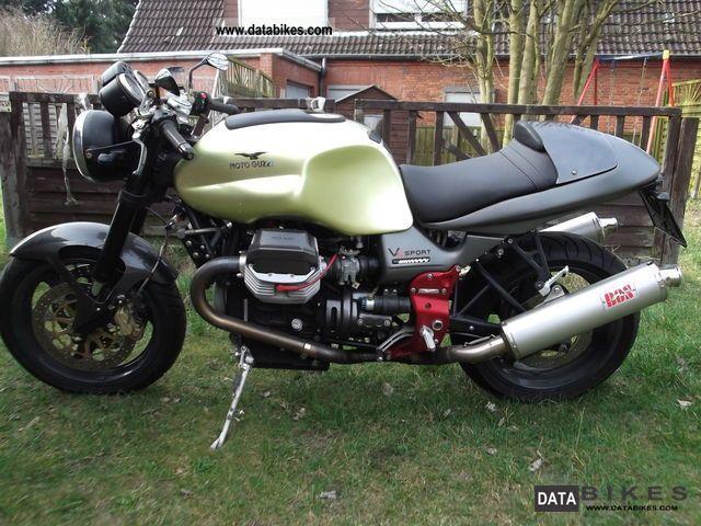 2005 Moto Guzzi  V11 sport Motorcycle Naked Bike photo