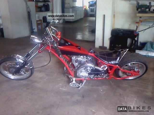 2008 Lifan  Custom Bike \ Motorcycle Chopper/Cruiser photo