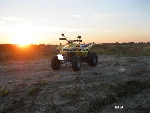2005 Adly  300 S Motorcycle Quad photo