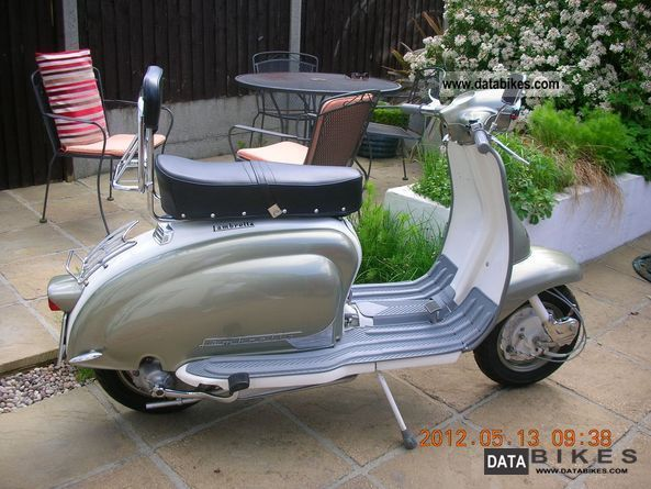Other  lambretta li 150 1960 Vintage, Classic and Old Bikes photo