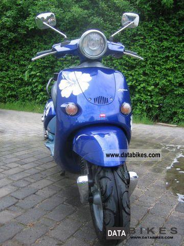 1999 Aprilia  Habana Mojito 125 in Berlin Motorcycle Scooter photo