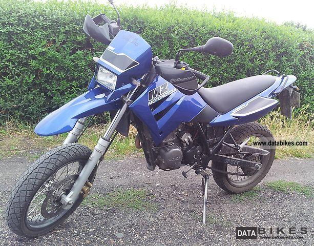 2007 Mz  SM Motorcycle Super Moto photo