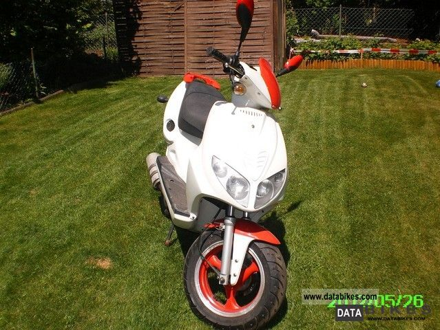 2007 Motobi  Motino Jonway Italia S.r.l. Motorcycle Scooter photo