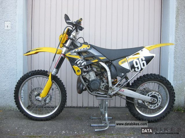 2004 Gasgas  ec125 Motorcycle Rally/Cross photo