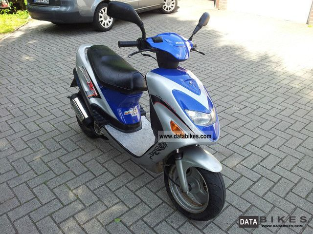 2004 TGB  REX Escape 50 / Fahrbereit from 1.Hand Motorcycle Scooter photo