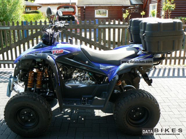 2010 TGB  325 target Motorcycle Quad photo