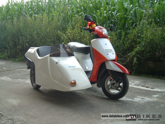 1992 TGB  Bunny \ Motorcycle Scooter photo