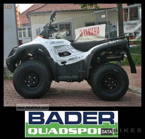 2012 TGB  BLADE 500 R ** 4 X 4 * Motorcycle Quad photo