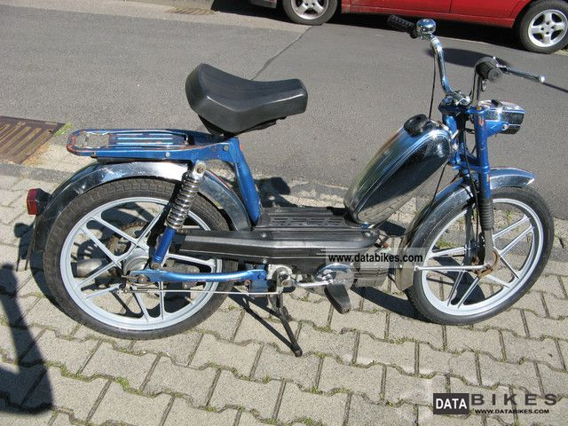1975 Hercules  Prima 4m Motorcycle Motor-assisted Bicycle/Small Moped photo