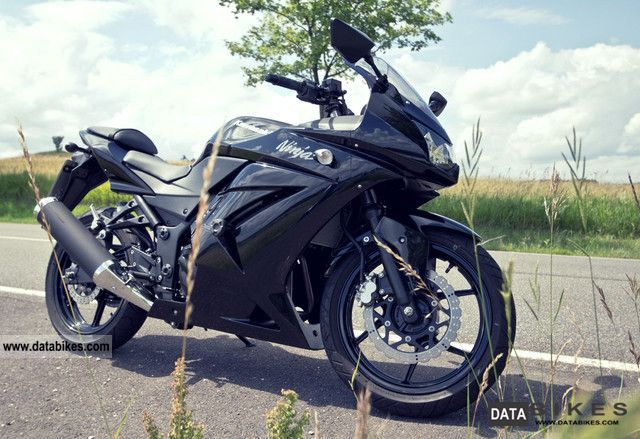 2012 Kawasaki  250r Motorcycle Sports/Super Sports Bike photo