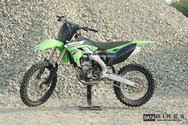 Kawasaki Kxf Oil Capacity