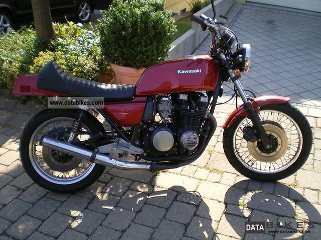 1981 Kawasaki  750 E Motorcycle Motorcycle photo