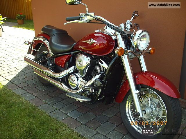 2006 Kawasaki  VN900 Motorcycle Chopper/Cruiser photo