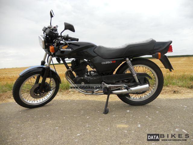 1985 Honda  CB 250 RS Motorcycle Motorcycle photo