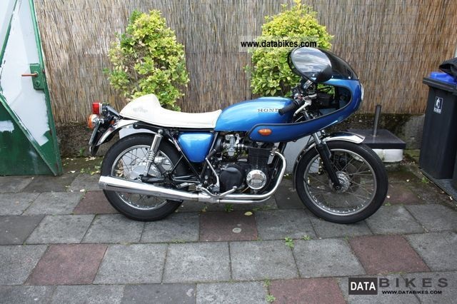 Honda  CB 550 Four 1977 Vintage, Classic and Old Bikes photo
