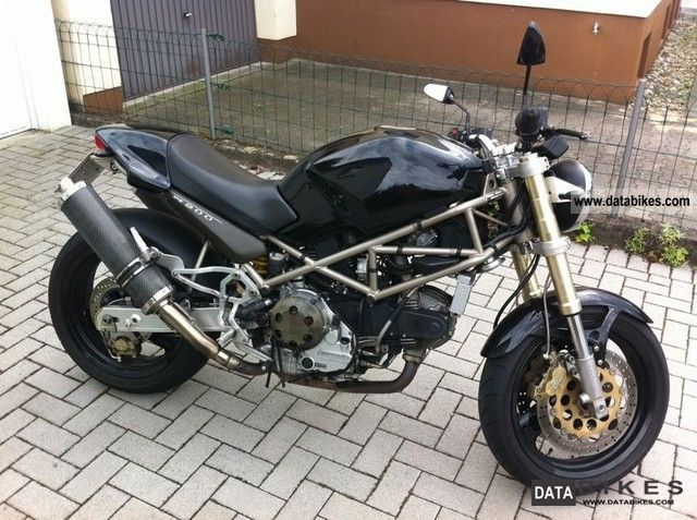 1993 Ducati  monster 900 Motorcycle Naked Bike photo