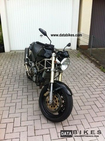 1993 Ducati monster 900