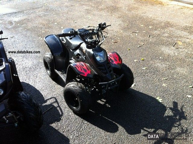 2012 Other  2x kids quads 49cc leave for hobbyists Motorcycle Quad photo