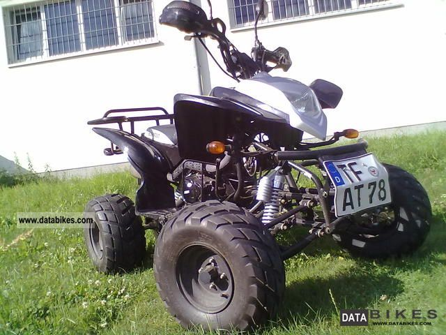 2012 Other  Shineray XY200STIIE Motorcycle Quad photo