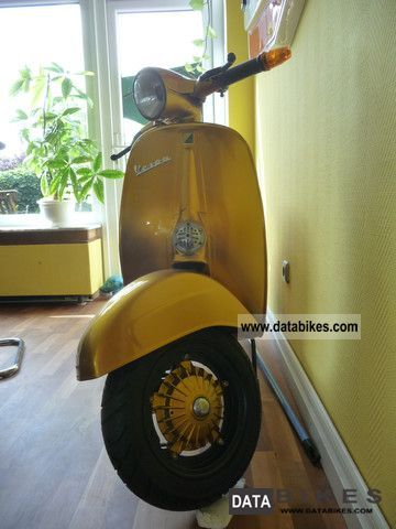 1971 Vespa  SS90 2nd Series 1971 Motorcycle Scooter photo
