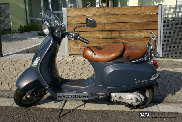 2007 Vespa  LXV 50 Motorcycle Motor-assisted Bicycle/Small Moped photo