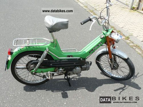 1975 Puch  Maxi S Motorcycle Motor-assisted Bicycle/Small Moped photo