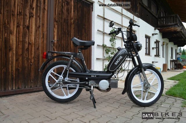 1999 Herkules  Optima P3 Motorcycle Motor-assisted Bicycle/Small Moped photo