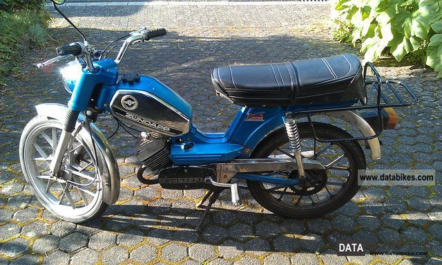 Zundapp  Zündapp ZD 20 1977 Vintage, Classic and Old Bikes photo