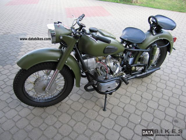 Ural  K-650 solo Completely restored / / Dnepr / 1969 Vintage, Classic and Old Bikes photo