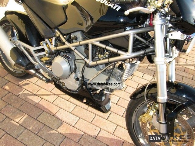 2005 Ducati  Monster M 1000 s.i.e. + + + + Very well maintained Motorcycle Naked Bike photo
