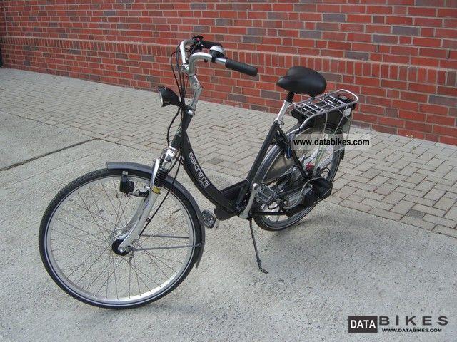 2003 Sachs Saxonette Luxury Pedal Brake Electric Start