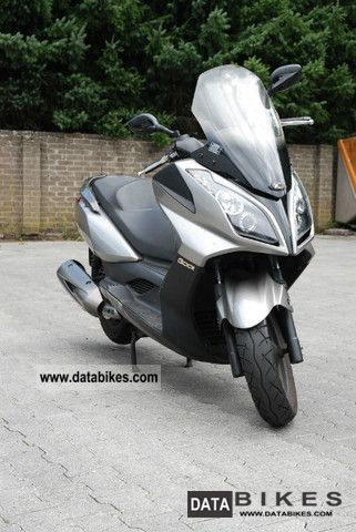 Kymco  Dontown 300 2010 Scooter photo