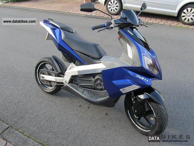 Derbi  GP1 Revolution 2005 Scooter photo
