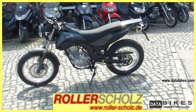2012 Derbi  Senda Cross City 125 nationwide delivery Motorcycle Other photo