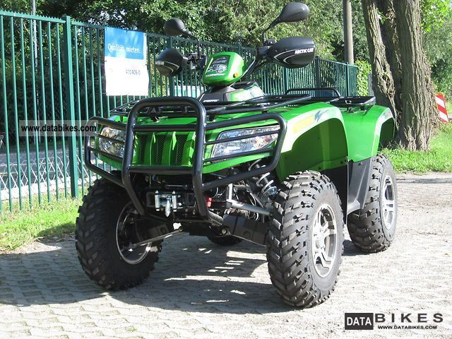2012 Arctic Cat  Thundercat LOF 1000 with approval Motorcycle Quad photo