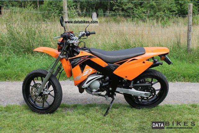 2009 Rieju Mrx 50 Sport Edition