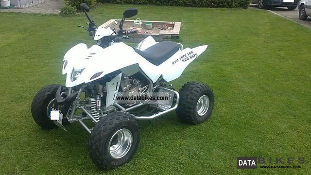 2010 Dinli  450 cc Motorcycle Quad photo