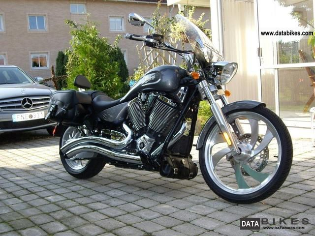2008 Other  Victory Vegas Motorcycle Chopper/Cruiser photo