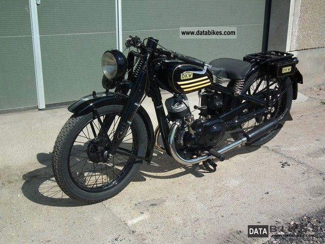 DKW  TM 200 1931 Vintage, Classic and Old Bikes photo