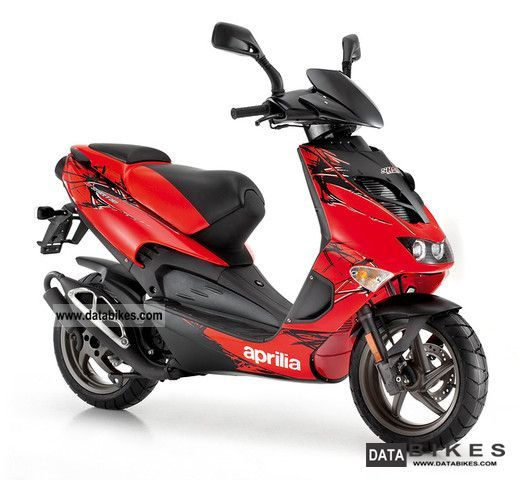2012 Aprilia  SR 50 STREET Motorcycle Scooter photo