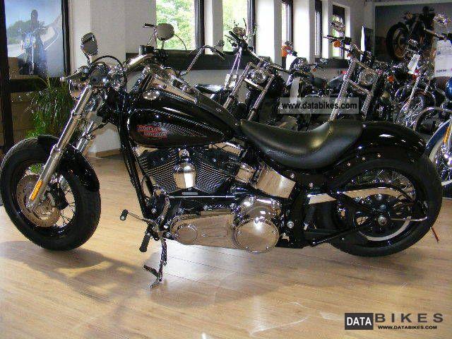 2012 Harley Davidson  FXSTC Softail Custom Conversion Motorcycle Chopper/Cruiser photo