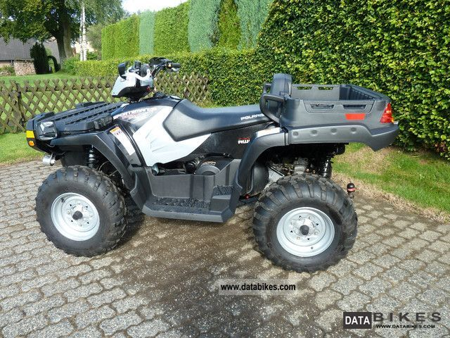 quad polaris 500 x2 efi