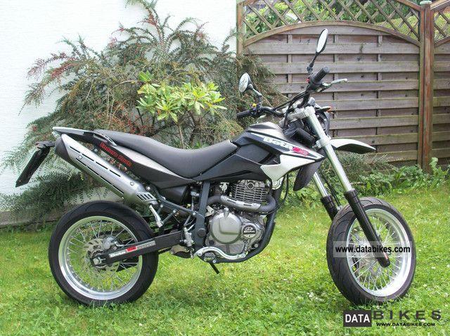2008 Beta  M4 Motard Motorcycle Super Moto photo