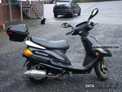 2005 Zhongyu  ZY125 Motorcycle Scooter photo