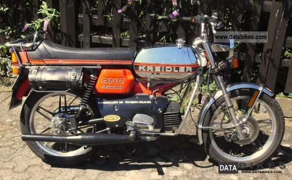 Kreidler  RS 1979 Vintage, Classic and Old Bikes photo