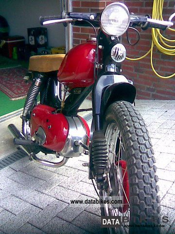 Kreidler  50 egg-tank 1963 Vintage, Classic and Old Bikes photo