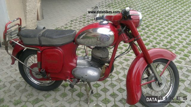 Jawa  CZ 175 1963 Vintage, Classic and Old Bikes photo