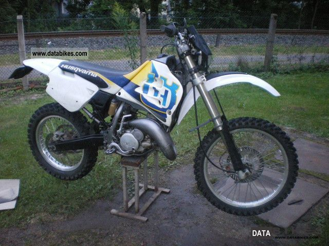 2001 MV Agusta  HUSQVARNA Motorcycle Rally/Cross photo