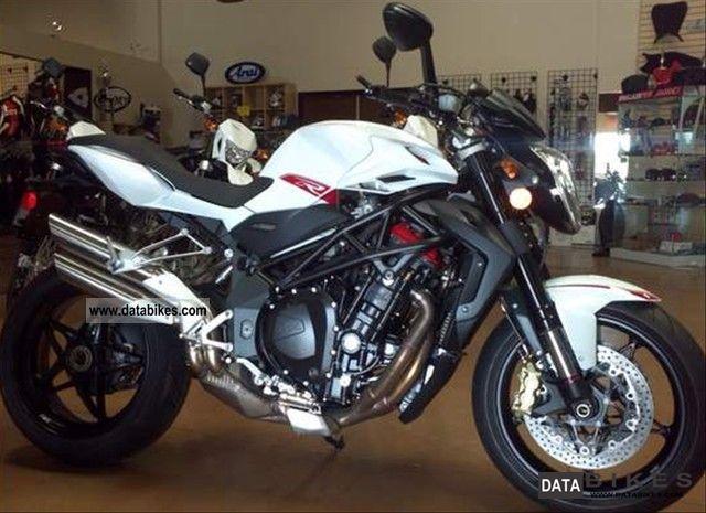 2012 MV Agusta  1090R Motorcycle Naked Bike photo